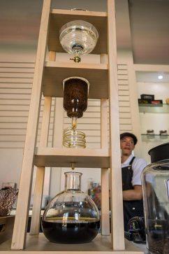 Kaffee-Kunst: Mein stärkster Eiskaffee ever.