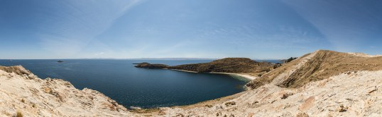Tolle Wanderung auf der Isla del Sol.