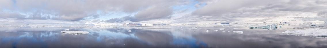 Auf der Suche nach Kaiser-Pinguinen in der Wedell-Sea… für einmal erfolglos.