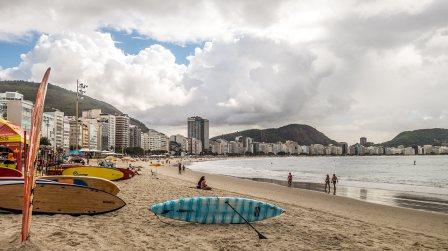 Guten Morgen, Rio.