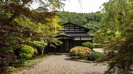 Ein traditionelles Haus...