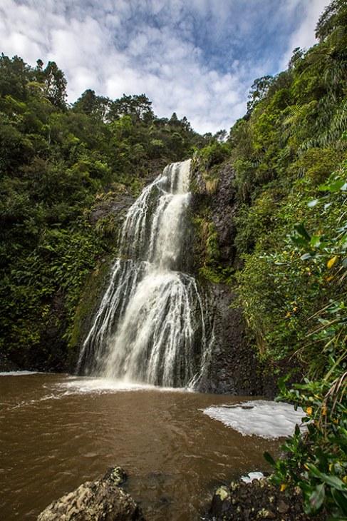 Wasserfall Nr. 5.
