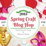 Spring Craft Blog Hop 2015