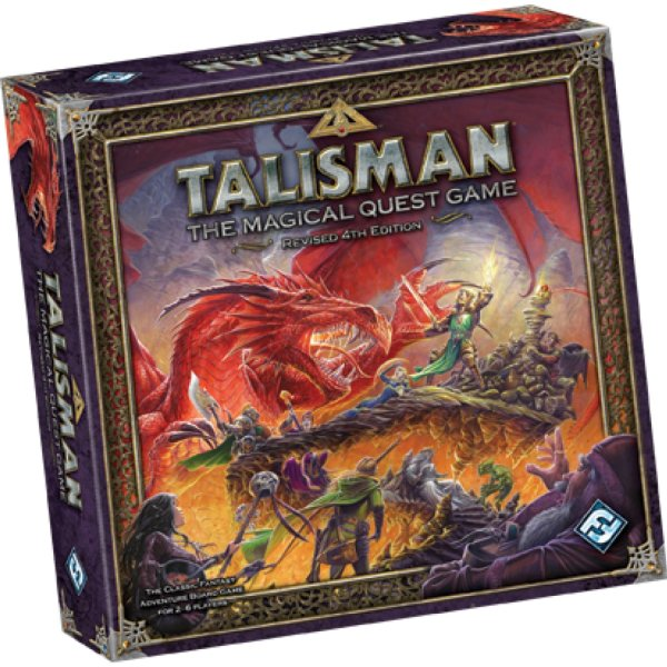 Talisman the Board Game box