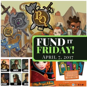 Fund it Friday April 7