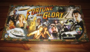 Fortune And Glory board game