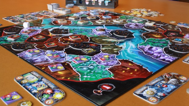 Smallworld Shadows
