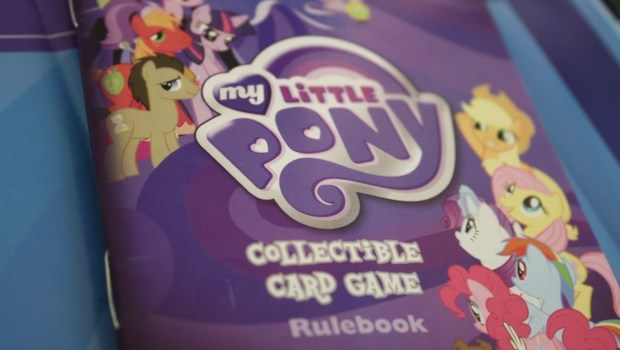 My Little Pony CCG Hasbro brony