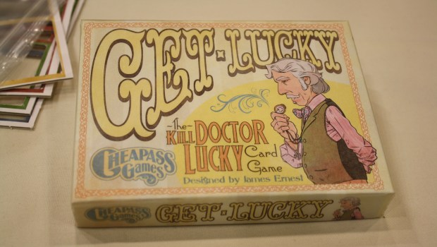 Get Lucky Box board game