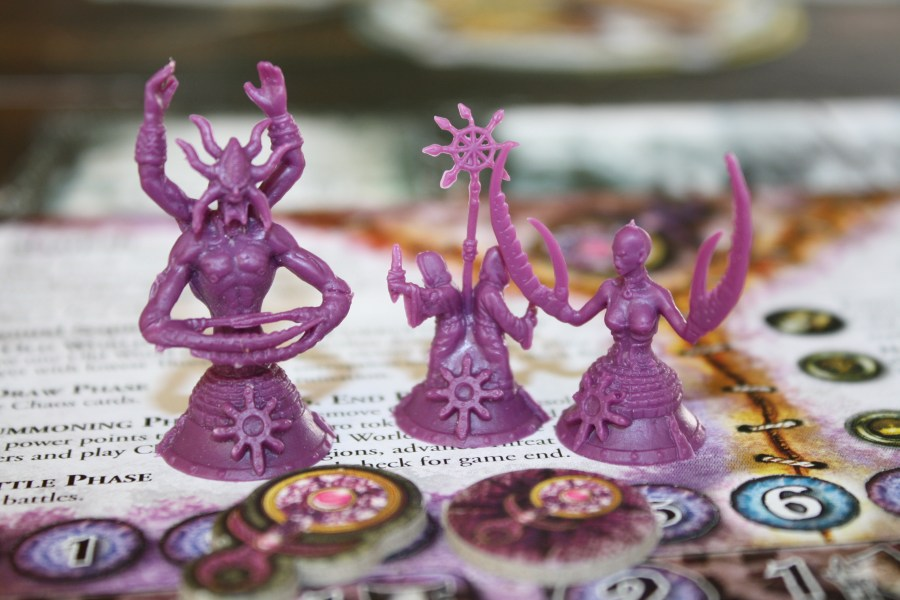 chaos in the old world minis