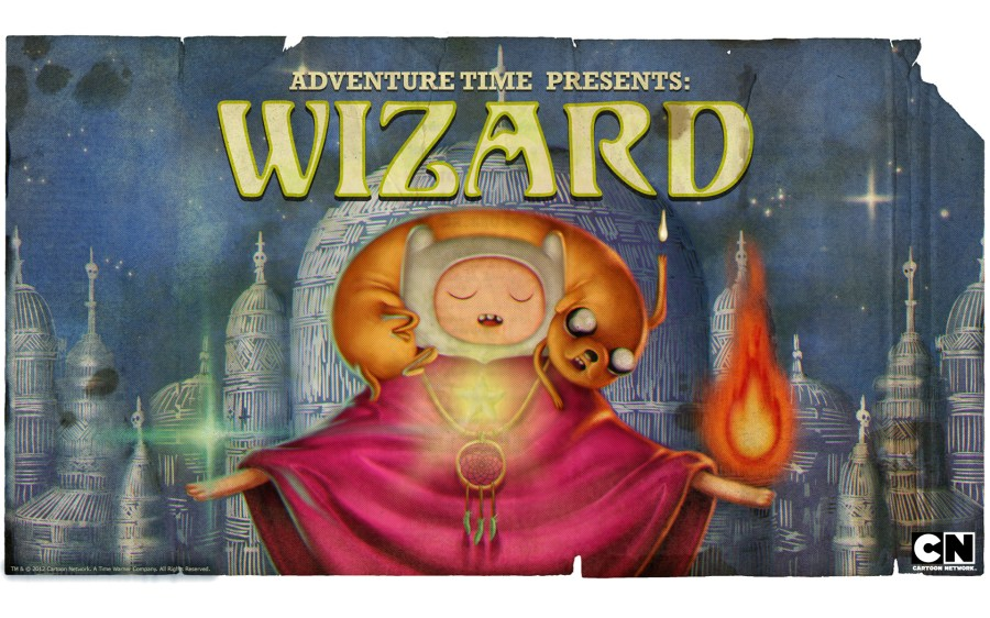 adventure time Wizard