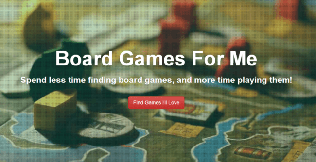 board games for me