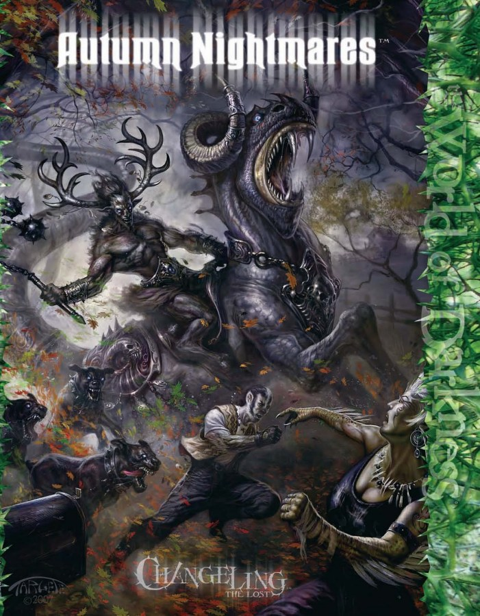 changeling the lost world of darkness autumn