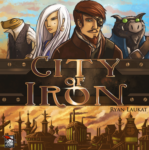 city of iron kickstarter