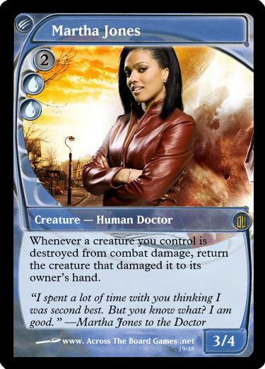 dr_who_Martha Jones