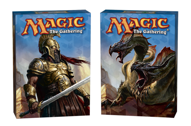 magic the gathering duel deck