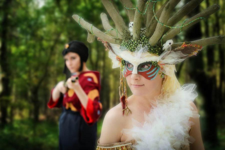 Lady Eboshi Princess Mononoke Cosplay
