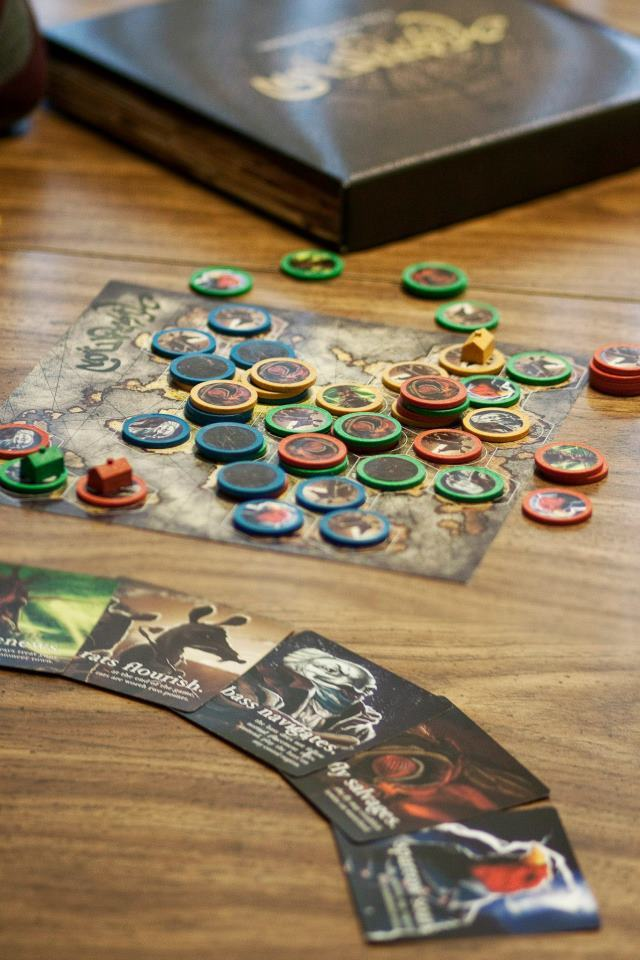 migration board game