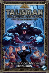 Talisman board game Blood Moon Expansion
