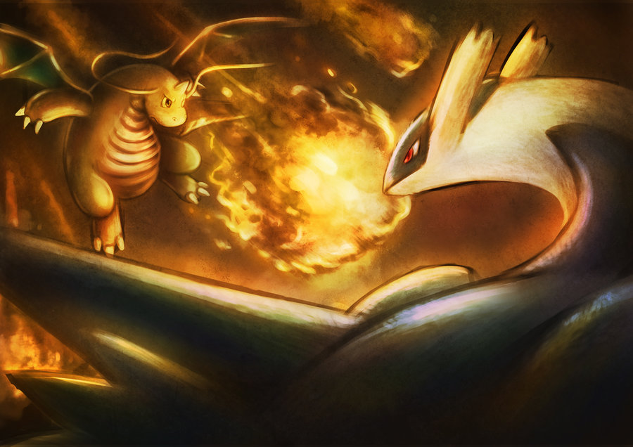 Pokemon Battle by Moozika