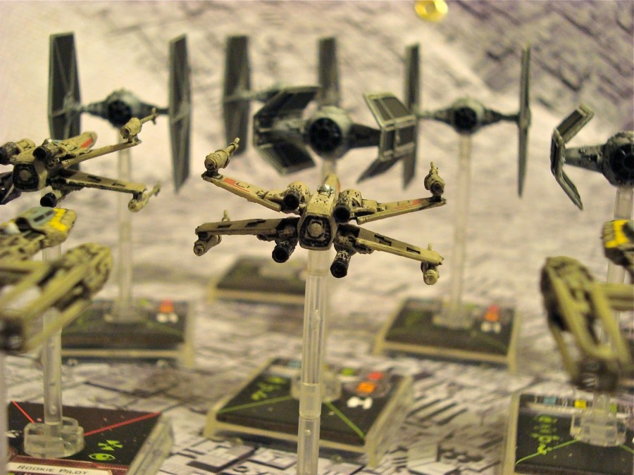 star wars xwing mini game