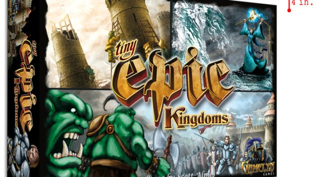 tiny epic kingdoms board game
