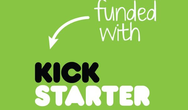 Funded With KickStarter