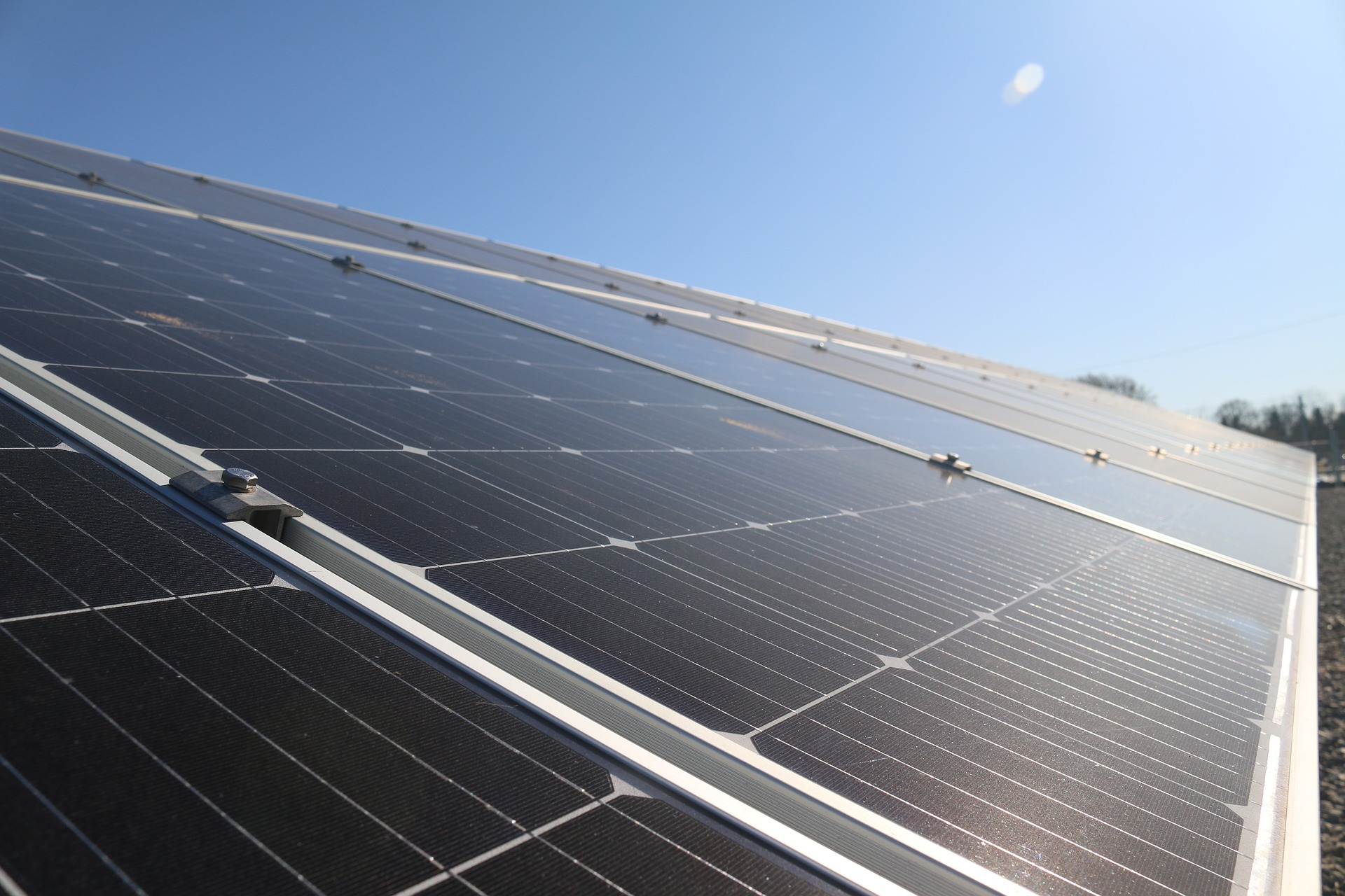 Solar panels 2021