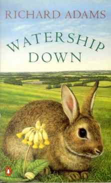 Watership Down - 5 Of our Favorite Children's Rabbit Books and Crafts - Sharing our favorite books and one adorable craft to go with each book. Perfect for Easter and International Rabbit Day.