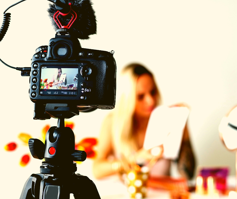 5 Big Benefits Of Starting A Vlog For Your Business - App Development, Brand Development, Content Marketing, Ghostwriting, Graphic Design, Inbound Marketing Funnels, Email Marketing, PPC, PR, SEO, Social Media Marketing, Video Marketing, And Website Design And Development Services From Acrylic Digital, Your Local Creative Digital Marketing Agency In Northwich, Cheshire