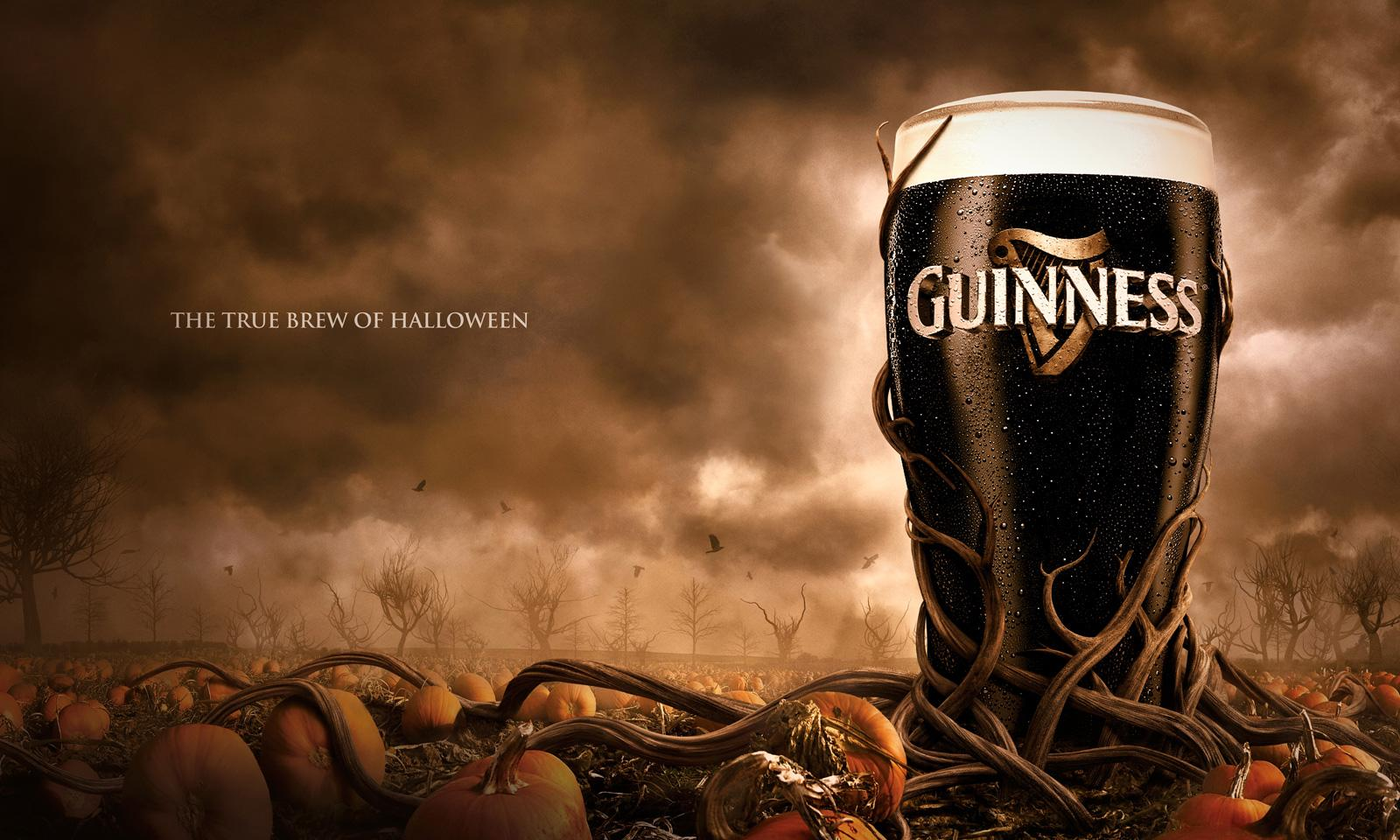 Guinness - Seasonal content for autumn