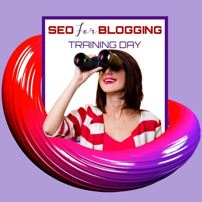 SEO For Blogging Training Day