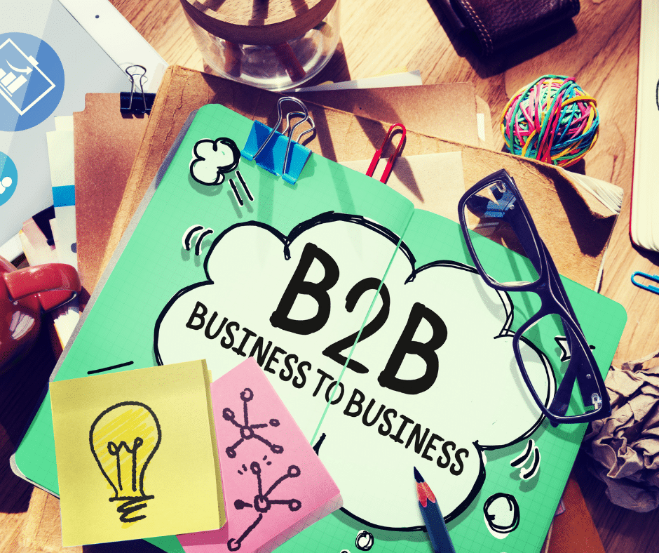 If you want to grow your business through a b2b marketing strategy, take a look at our guide