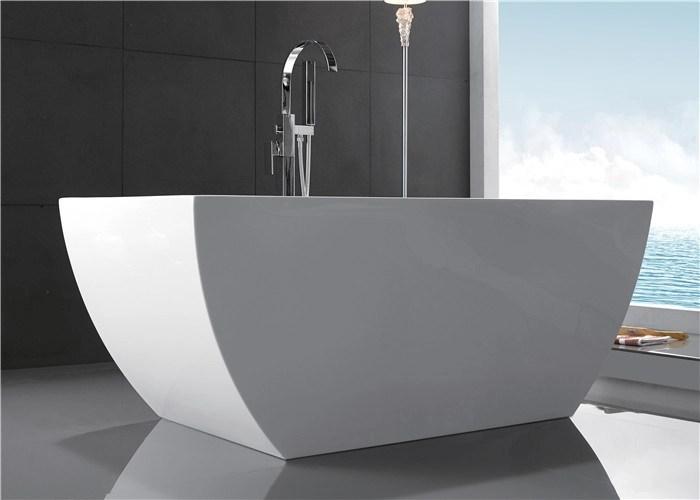 Large Volume Free Standing Garden Tub Luxury Soaking
