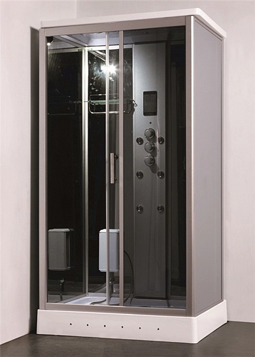 Residential Steam Shower Bath Cabin Multi Jet Shower