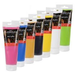 Kleuren acrylverf Action