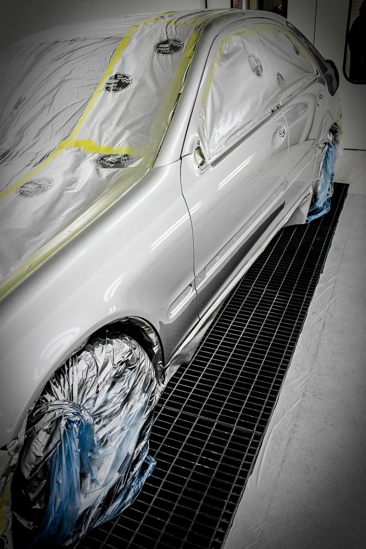 Glasurit 90 Line Mercedes Benz Repair Open House