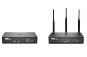 SonicWALL TZ400 software firewall