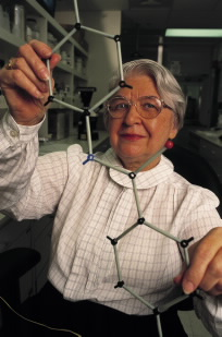 Stephanie Kwolek the inventor of Kevlar bullet proof died at age 90
