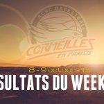 [Résultats] Tout sur le weekend Cormeillais 8-9 Oct.