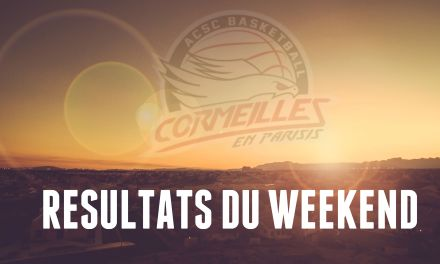 [Résultats] Weekend du 15-16 octobre
