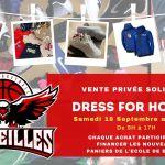 [Vente privée] DRESS for hoops samedi 18