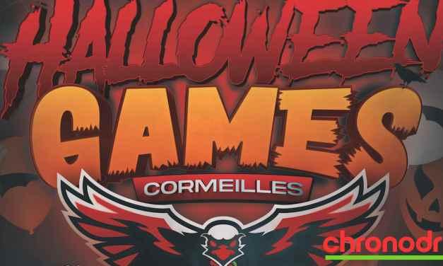 [J-7] Halloween games