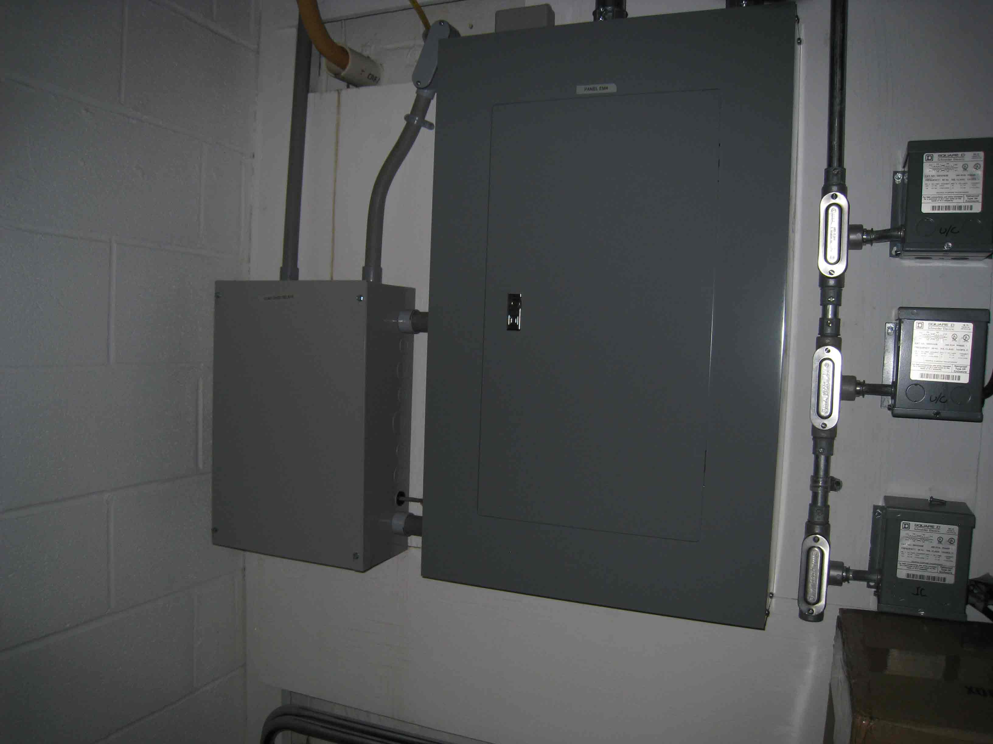 125kw Baldor Advanced Control Systems