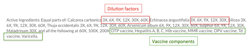 Supplement Peddler's Despicable Anti-Vaccine Goldmine