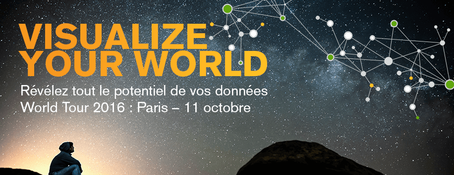 ACSSI partenaire du Qlik® Visualize Your World Paris le 11 Octobre