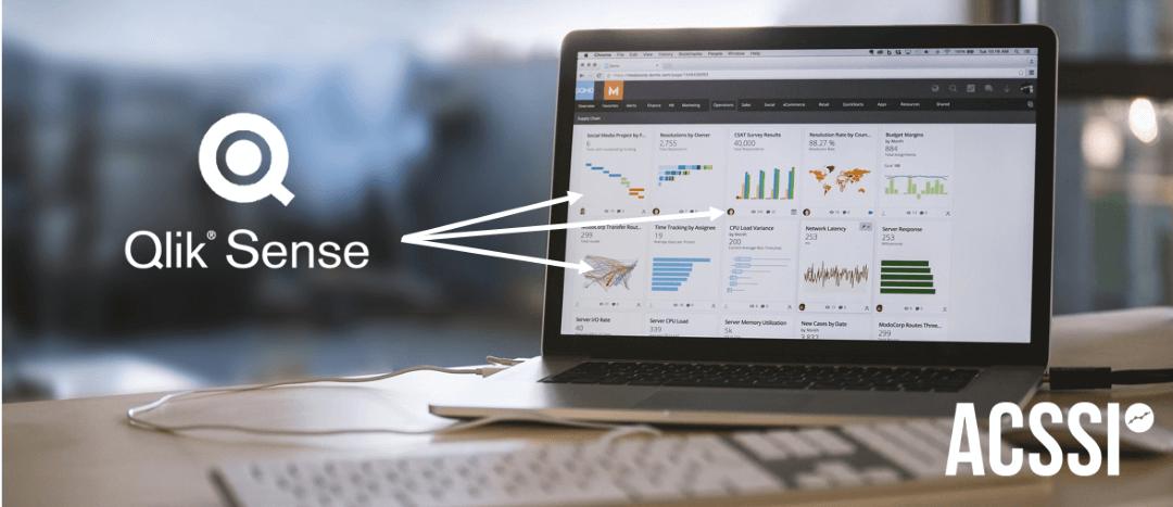 Intégrez vos analyses Qlik Sense à vos pages Web – Mashup