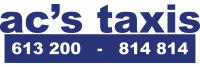 ACs Taxis Logo