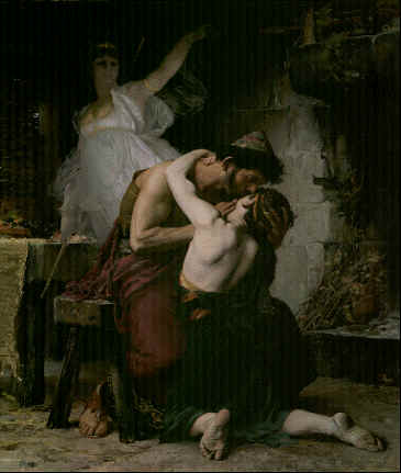relationship between telemachus and eumaeus