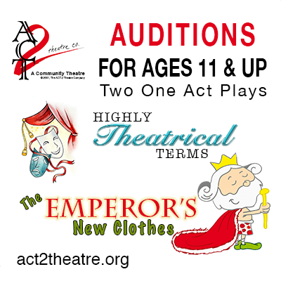 youth auditions